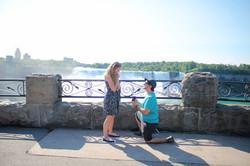 Niagara engagement photographer