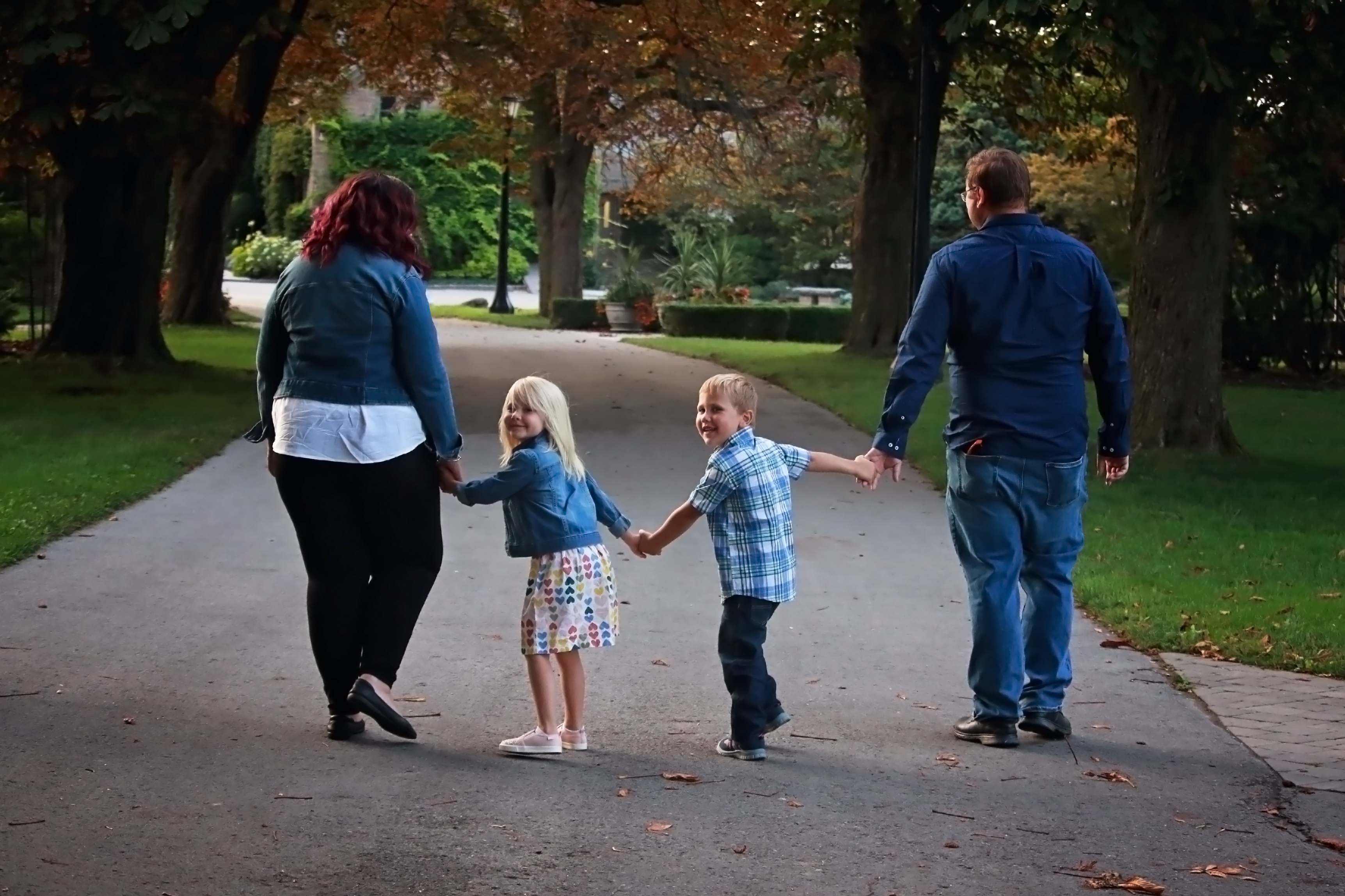 St. Catharine's family photographer