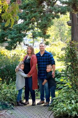 Family photographers in Niagara