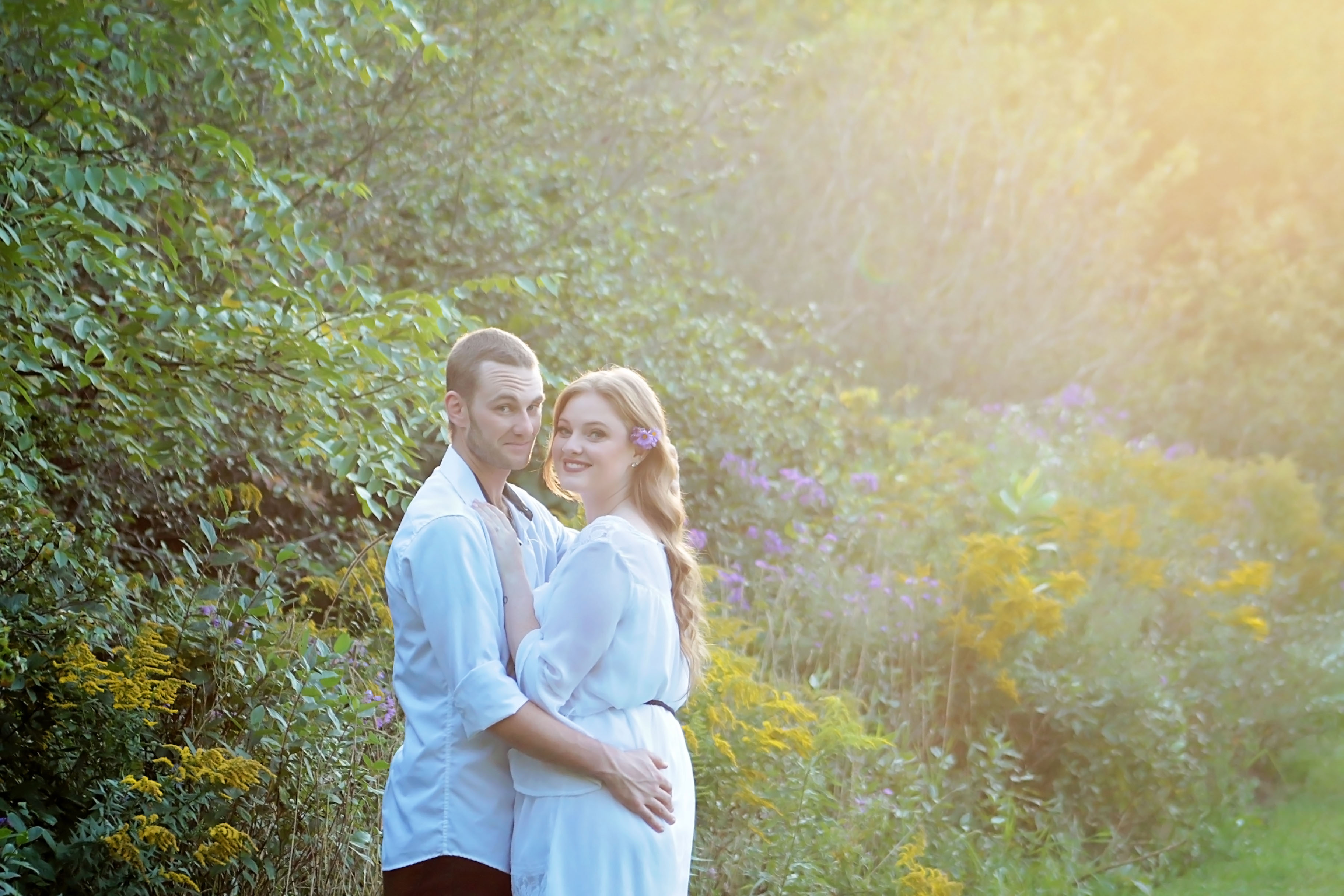 Niagara engagement photographer