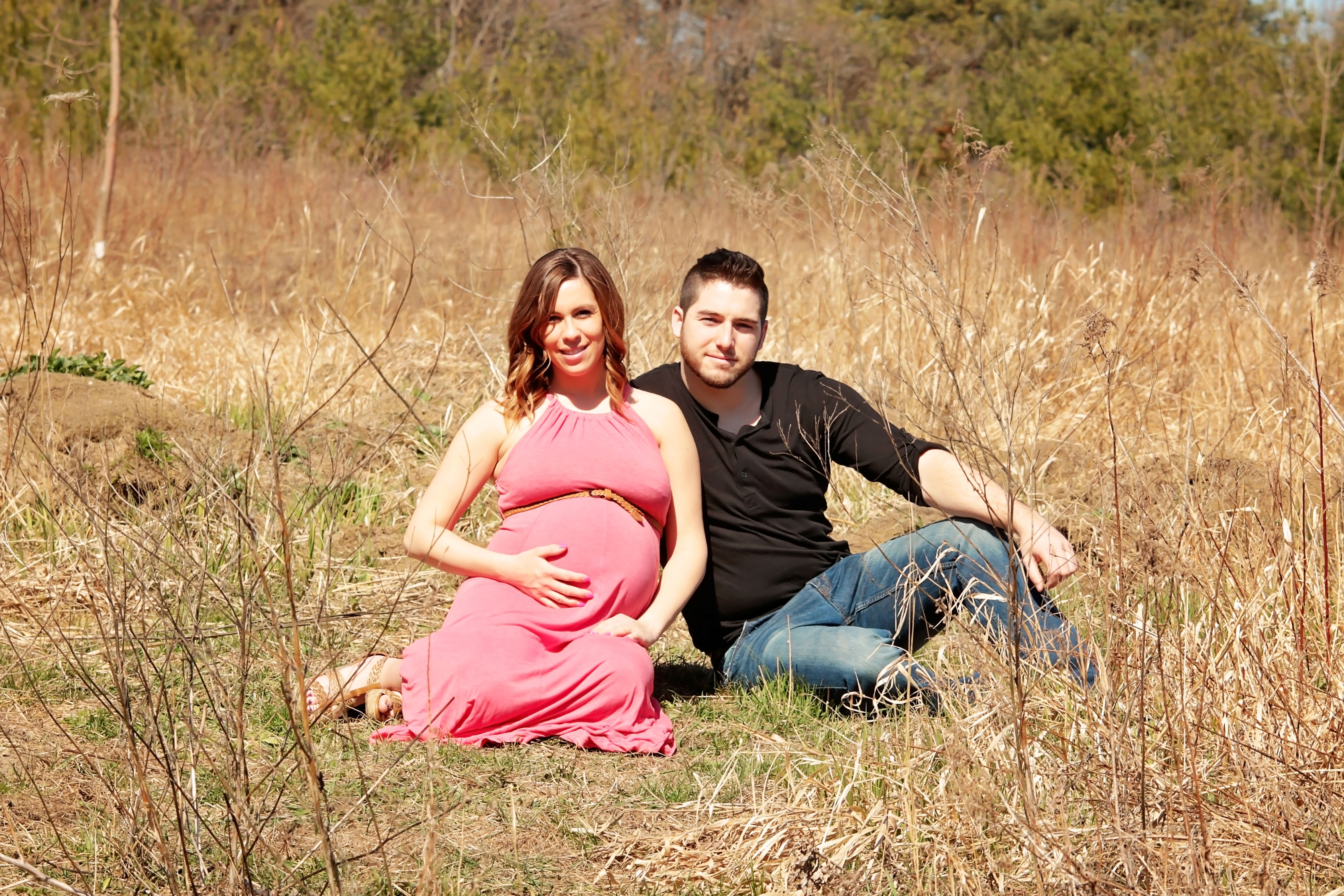 Niagara maternity photographer