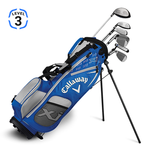 SET DE GOLF CALLAWAY XJ JUNIOR LEVEL 3