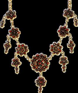 Bohemian garnet necklace.png