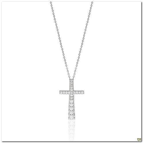 Gold Diamond Necklace