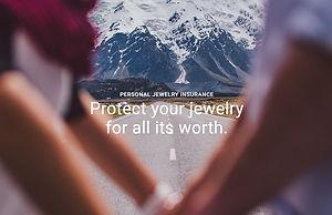 Jewelry insurance program