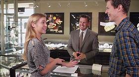 Bridal jewelry interaction