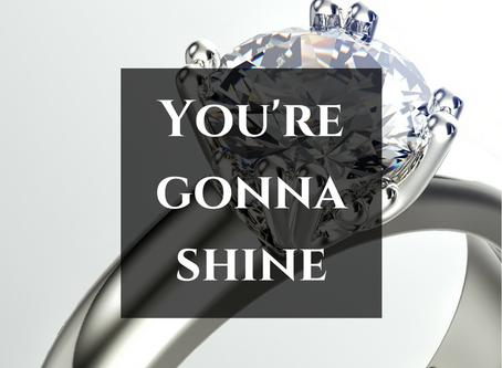 That perfect diamond
