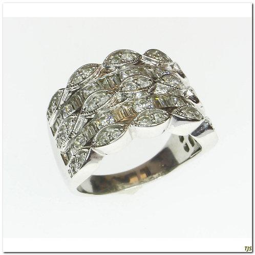 Gold Diamond Ring
