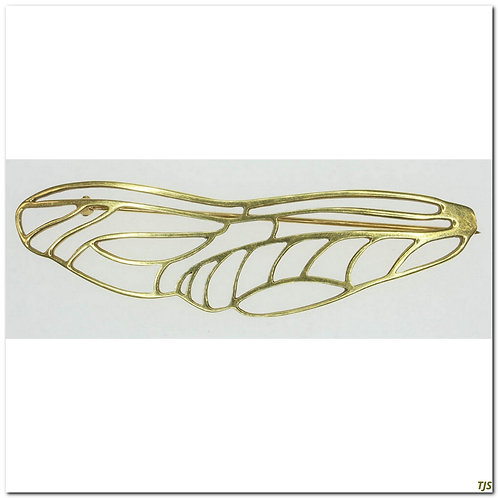 Tiffany Dragon Fly Wing Pin