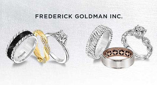 Frederick Goldman designer jewelry