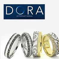 Designer: Dora rings