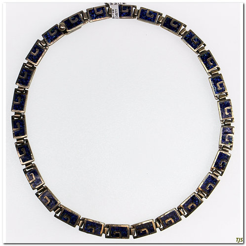 Detaxco Mexican Enameled Necklace