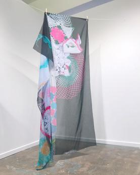 Dollie Curtain, 2020.