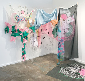 Untitled Installation, 2020.