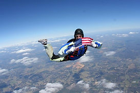 Cory Skydiving with US Flag.jpg