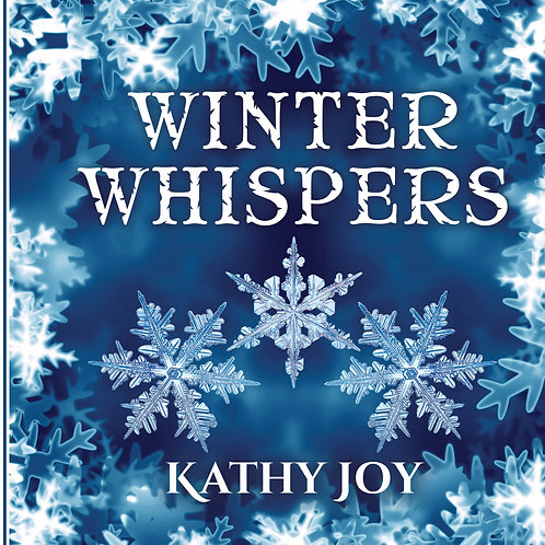 Winter Whispers: Breath of Joy Coffee Table Gift Book - shipped