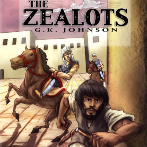 The Zealots Gift Wrapped Hard Cover - shipped