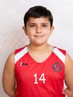 BALONCESTO ALEVIN MASCULINO MUNICIPAL-12
