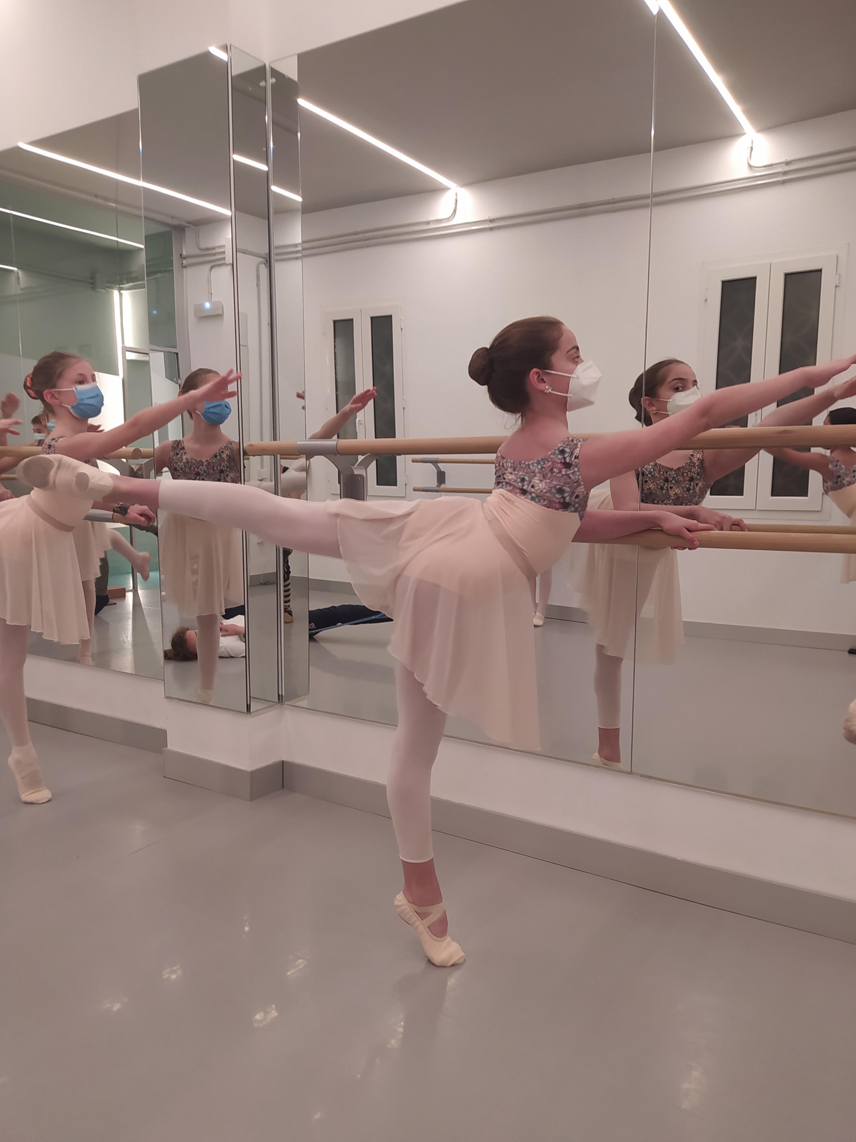 Ballet |9-11 Años