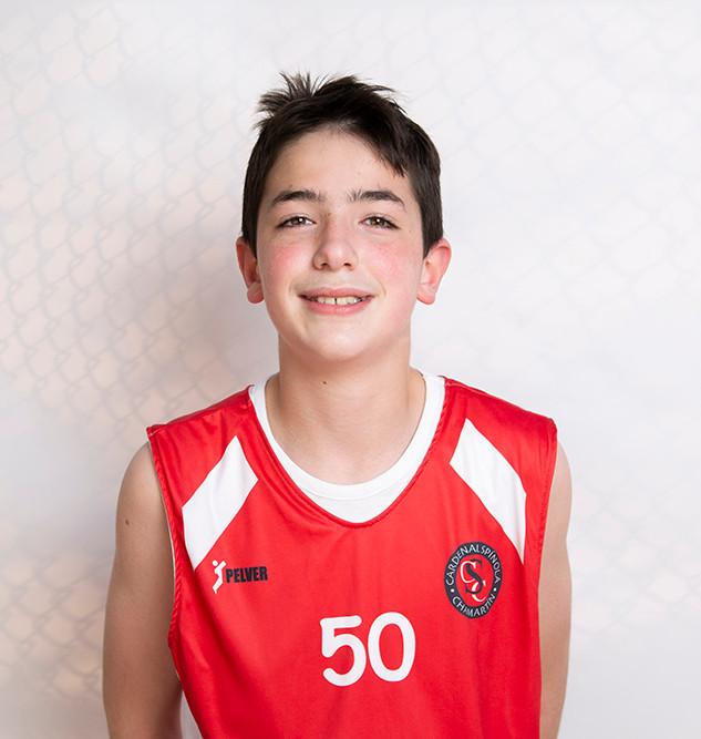 BALONCESTO ALEVIN MASCULINO MUNICIPAL-16
