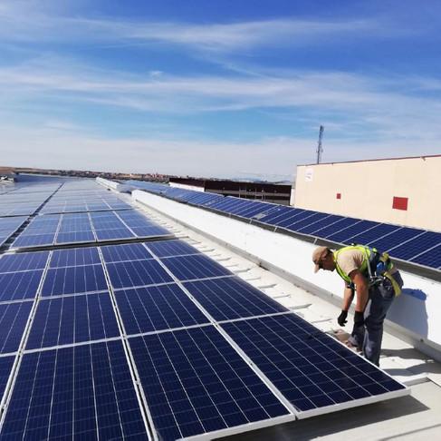 La Ley de Cambio Climático pone en las renovables el peso de la recuperación