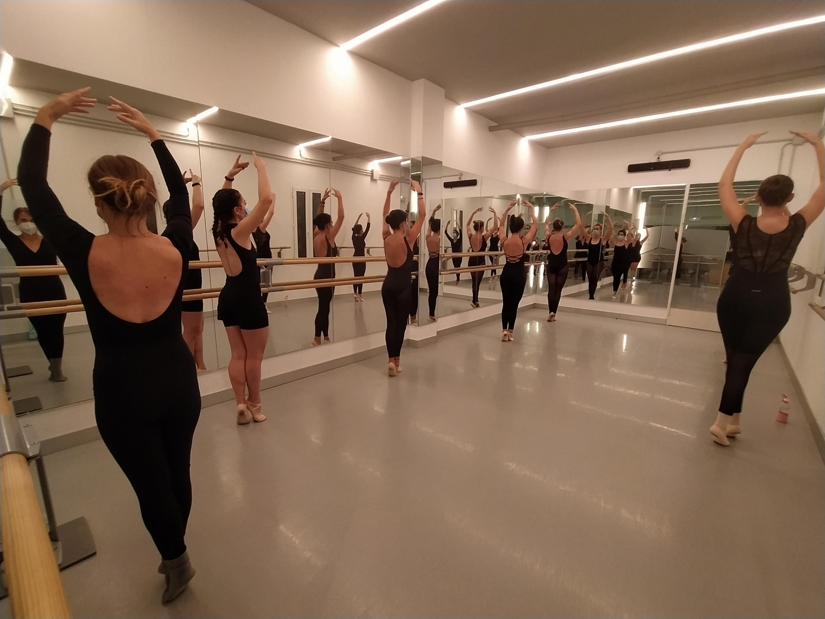 Ballet |Iniciación Adultos Mañana