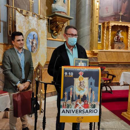 Nos acompaña el Alcalde de Fuensanta