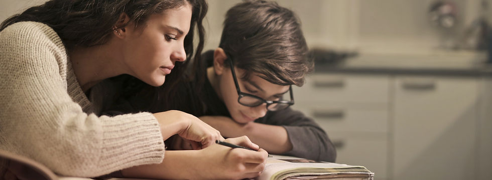 focused-students-doing-homework-at-home-