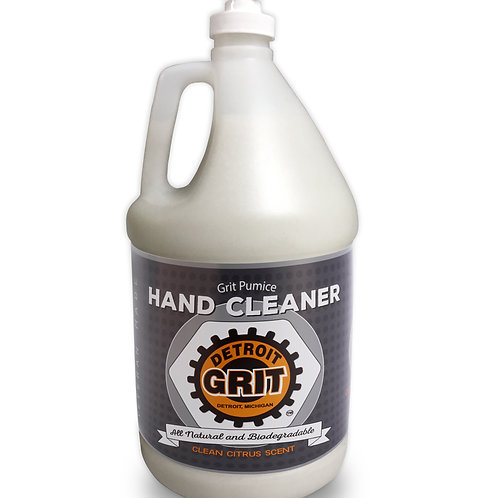 Detroit Grit Premium Hand Cleaner (1gal)