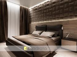 Интерьер-спальни-квартиры-на-Приморском.