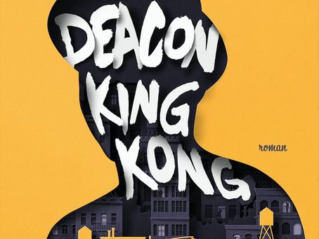 """""""Deacon King Kong"""" James McBride chez Gallmeister"""
