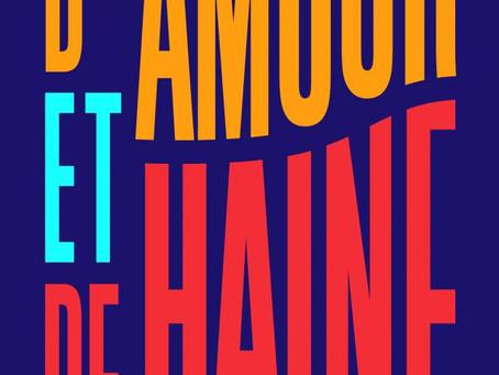"""""""D'amour et de haine"""" Hanif Kureishi chez Bourgois"""