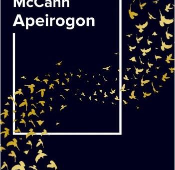 """Apeirogon"" Colum McCann chez Belfond"