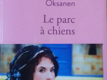 """""""Le parc à chiens"""" Sofi Oksanen chez Stock"""