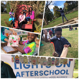 D4D6 at the Lights on Afterschool festival at KBGA