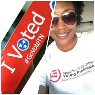 D4D6 exercising her right to vote