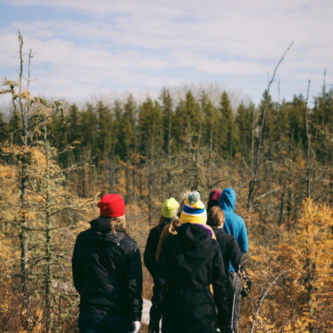 Why You Should Join a Group Hike