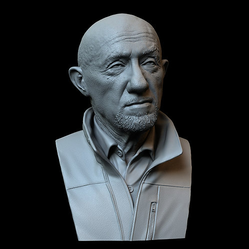 Mike Ehrmantraut (Jonathan Banks) from Breaking Bad, Better Call Saul