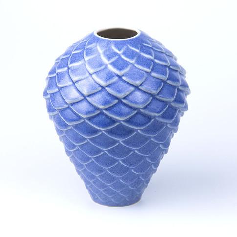 Pangolin Vase