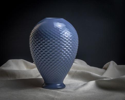 Voxels Vase