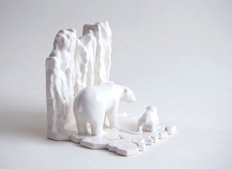 Arctic Bookend
