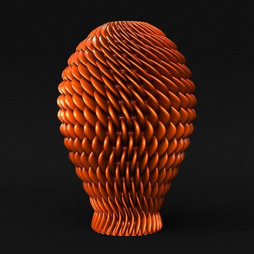 [Vase Mode] Salmon Vase