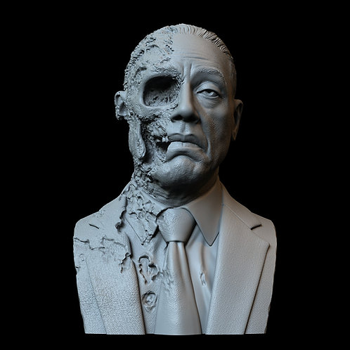 Gustavo Fring 'Face Off' version from Breaking Bad, Better Call Saul