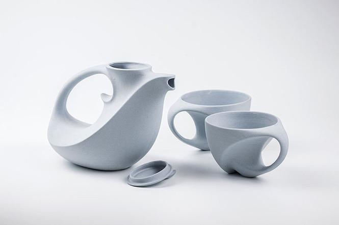 The Namib Tea Set
