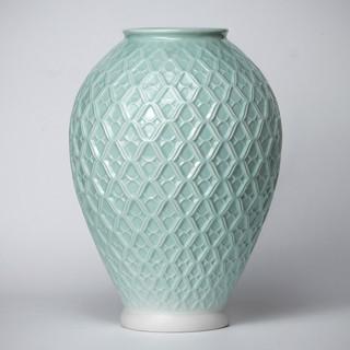 Arabia Vase - Green