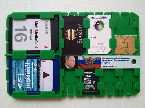 Card Holder Putin V.