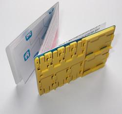 microSD SD SIM card holder + Z-Card