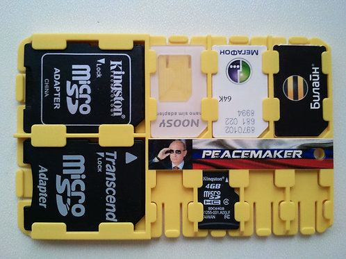 Card Holder Peacemaker