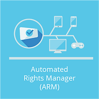 Automated Rights Manager - seamless dynamic linear rights metadata automation.