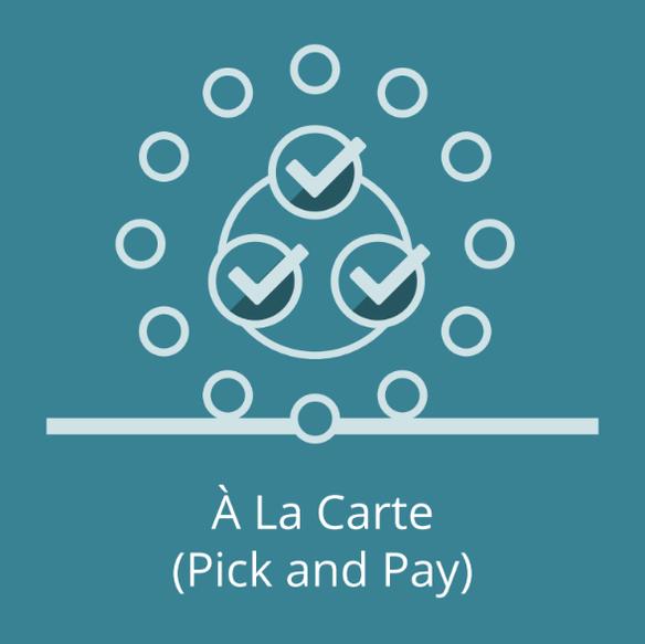 "A La Carte (""Pick and Pay"")"